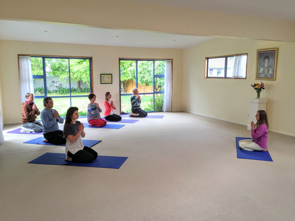 Meditation Courses & Classes in Christchurch